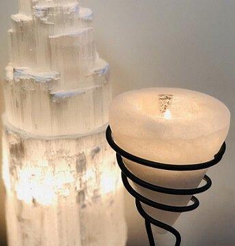 Selenite, a luz poderosa